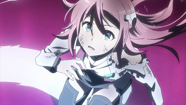 Asterisk War Episode 16