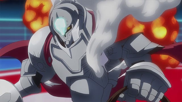 Asterisk War Episodio 18
