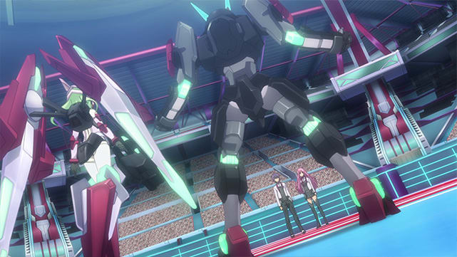 Asterisk War Episode 20