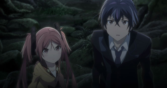 Black Bullet Episode 3