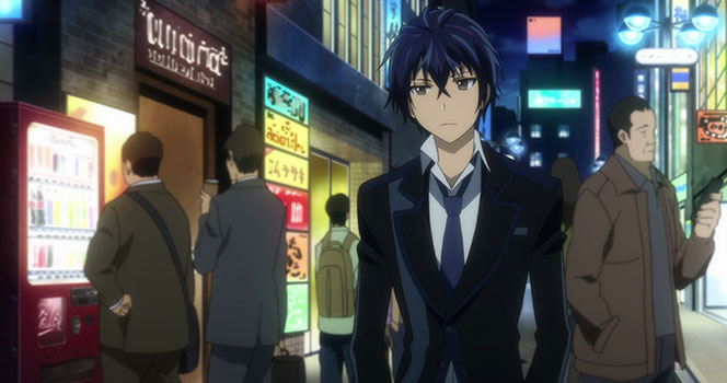 Black Bullet Episode 8