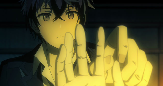 Black Bullet Episode 12