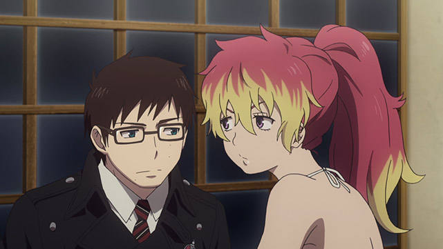 Blue Exorcist: Kyoto Saga Episode 08