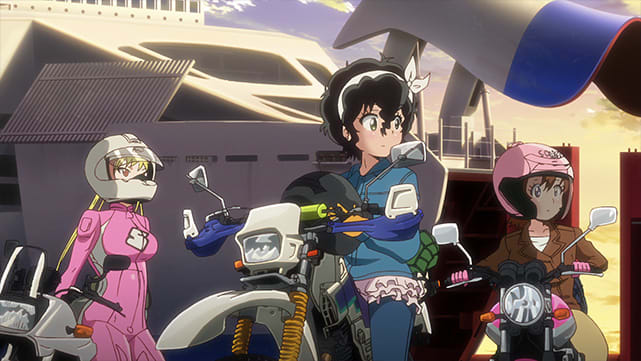 Bakuon!! Episode 04