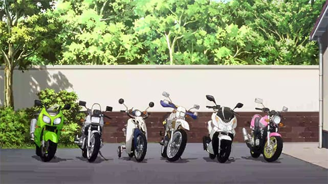 Bakuon!! Episode 12