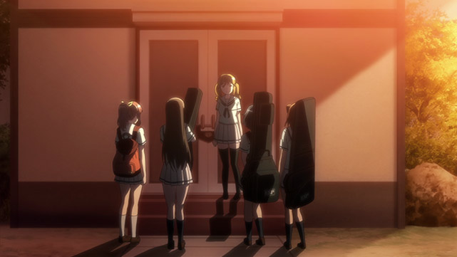 BanG Dream Episode 12