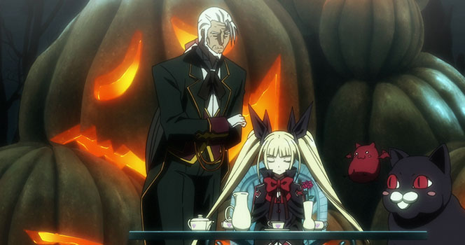 Blazblue Alter Memory Episode 5
