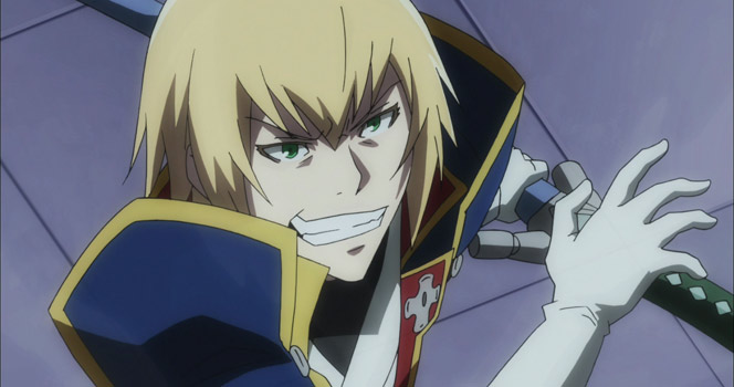 Blazblue Alter Memory Episode 10
