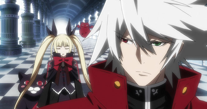 Blazblue Alter Memory Episode 12