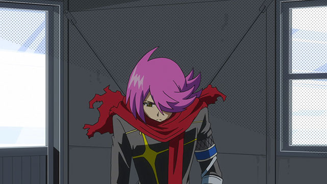 Concrete Revolutio Episodio 03