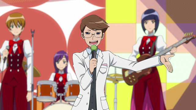 Concrete Revolutio Episodio 06