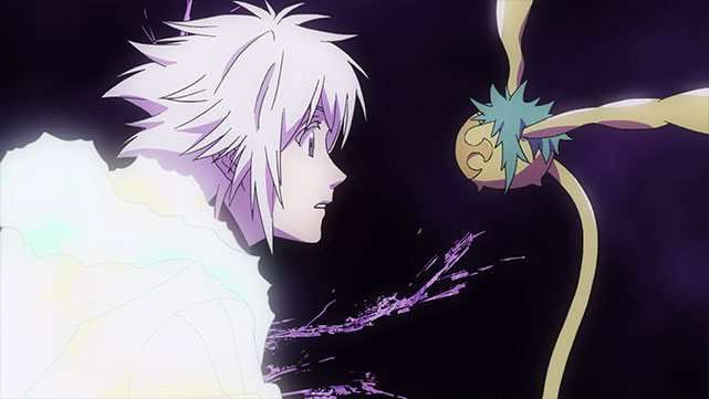 D. Gray-Man Hallow Episode 03