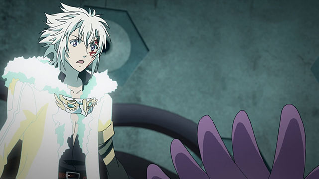 D. Gray-Man Hallow Episode 07