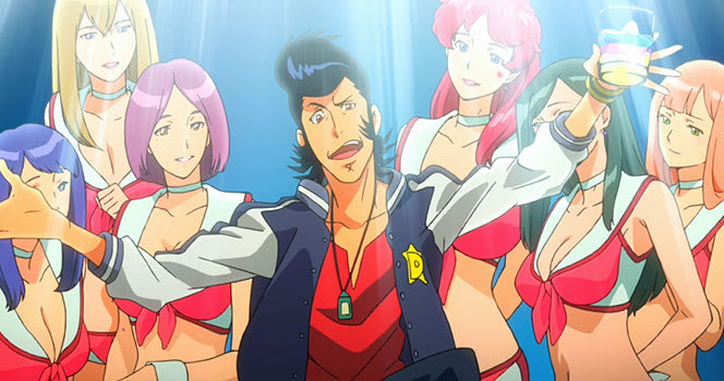 Space Dandy Episode 1