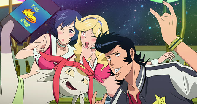 Space Dandy Episode 2