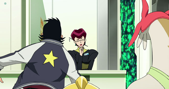Space Dandy Episode 12