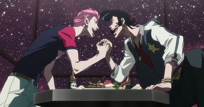 Space Dandy Episode 20
