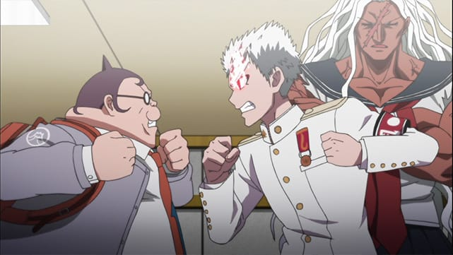 Danganronpa: the animation Episode 06