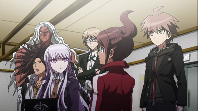Danganronpa: the animation Episode 08
