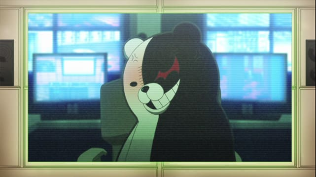 Danganronpa: the animation Episode 10