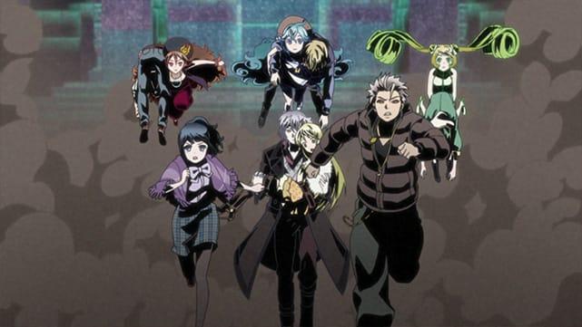 Divine Gate Episode 08
