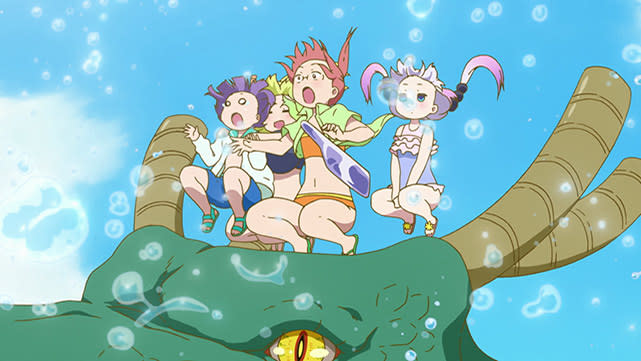 KOBAYASHI'S DRAGON MAID Episode 07