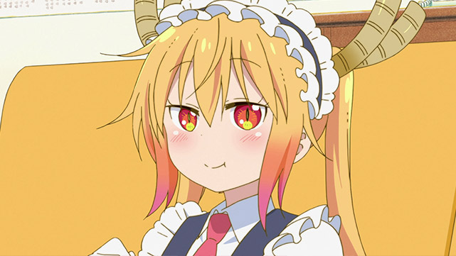 KOBAYASHI'S DRAGON MAID Episode 11