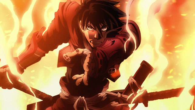 Drifters Episode 02