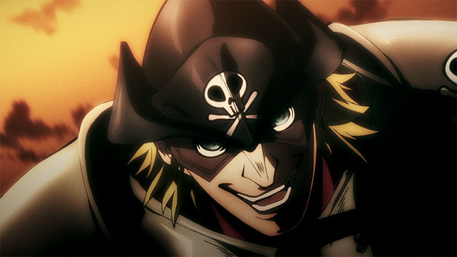 Drifters Episode 06