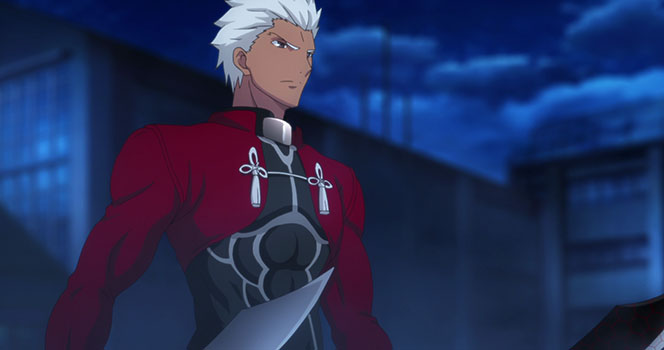 Fate/stay night: Unlimited Blade works Episode 0