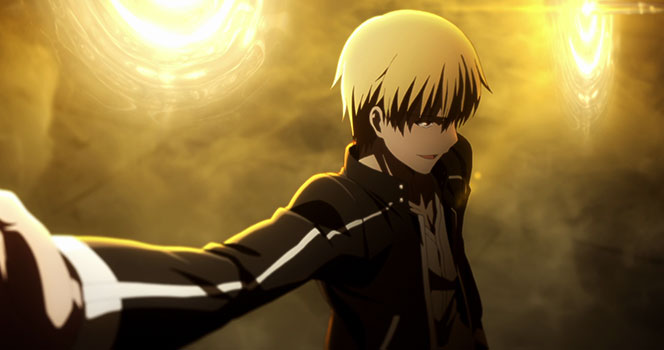 Fate/stay night: Unlimited Blade Works Episode 15