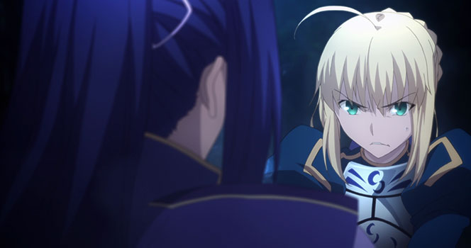 Fate/stay night: Unlimited Blade works Episode 23