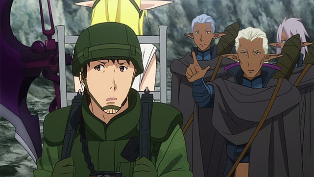 Gate Episode 17