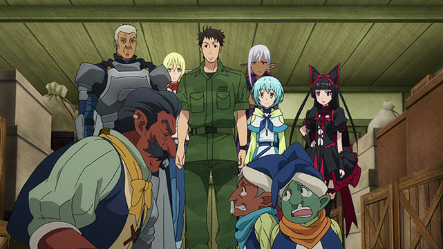 Gate Episode 21