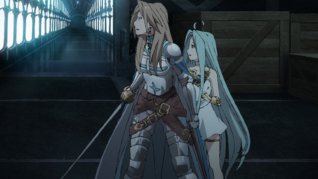 GRANBLUE FANTASY The Animation Episode 01