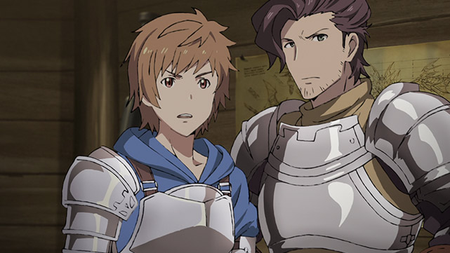 GRANBLUE FANTASY The Animation Episode 04