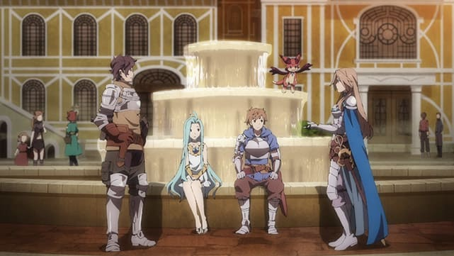 GRANBLUE FANTASY The Animation Episode 06