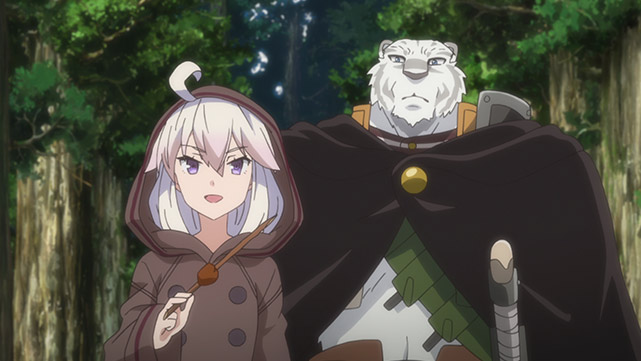 Grimoire of Zero Episode 1