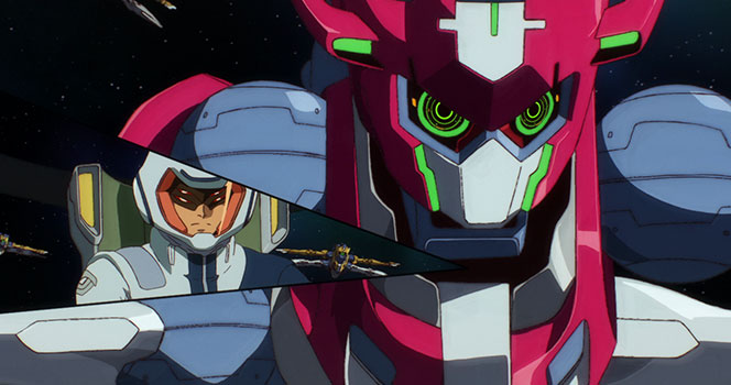 Gundam reconguista in G Episode 12