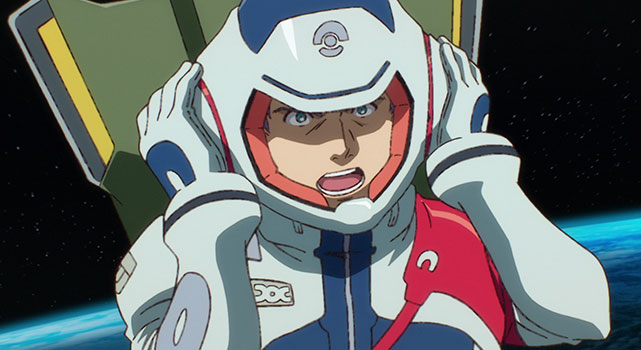Gundam reconguista in G Episode 6