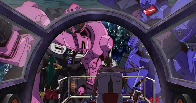 Gundam reconguista in G Episode 17