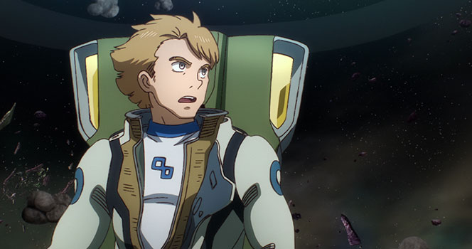 Gundam reconguista in G Episode 18