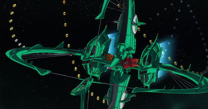 Gundam reconguista in G Episode 22