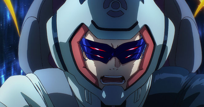 Gundam reconguista in G Episode 25