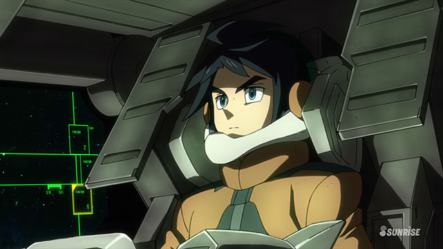 Mobile Suit Gundam : Iron-Blooded Orphans  Episode 05