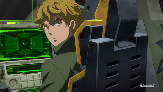 Mobile Suit Gundam : Iron-Blooded Orphans  Episode 12