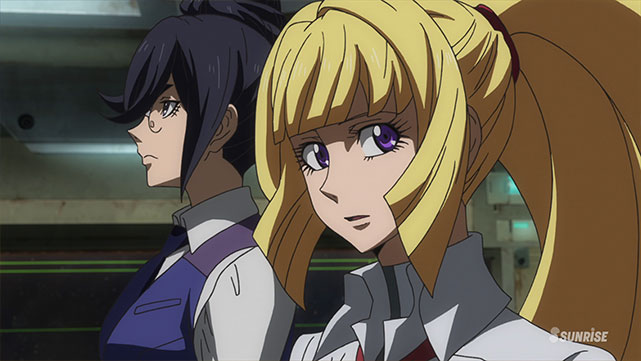 Mobile Suit Gundam IRON-BLOODED ORPHANS Episodio 14