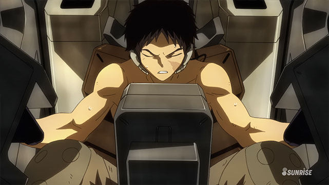 Mobile Suit Gundam : Iron-Blooded Orphans  Episode 31
