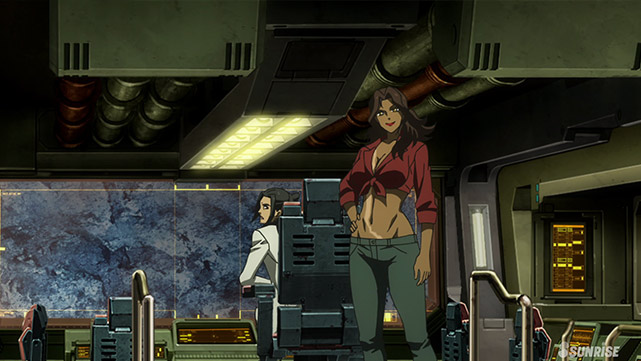 Mobile Suit Gundam : Iron-Blooded Orphans  Episode 40