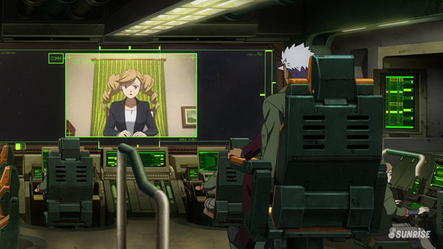 Mobile Suit Gundam : Iron-Blooded Orphans  Episode 41